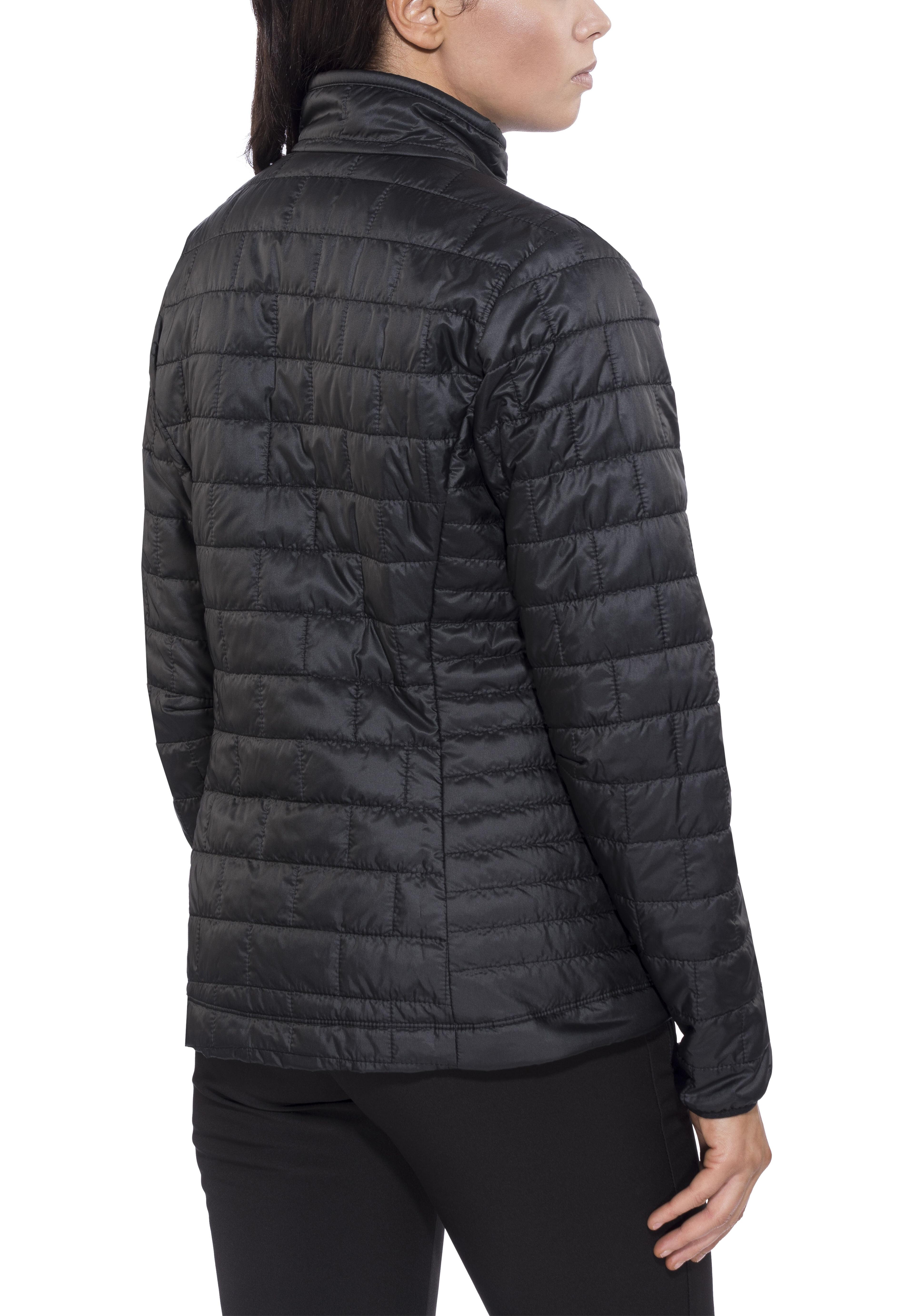 a5dc8436 Patagonia Nano Puff Jakke Damer, black | Find outdoortøj, sko ...